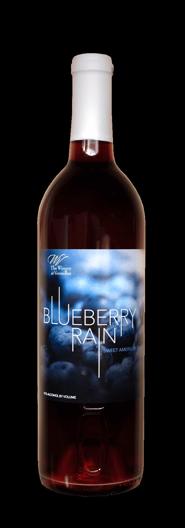 Blueberry Rain