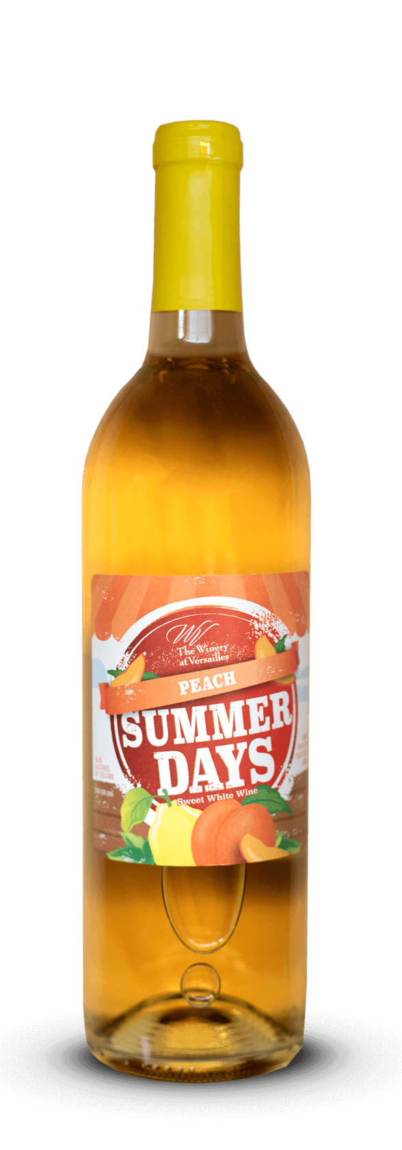 Peach Summer Days