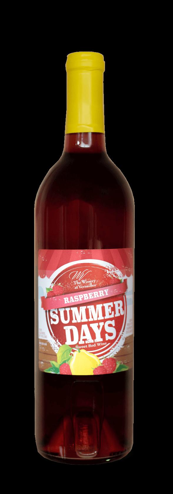 Raspberry Summer Days