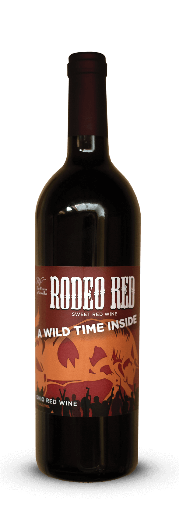 Rodeo Red (750 ml standard bottle)