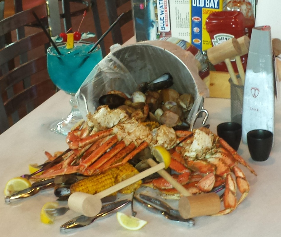 SOLD OUT!! Shrimp and Crab Boil!