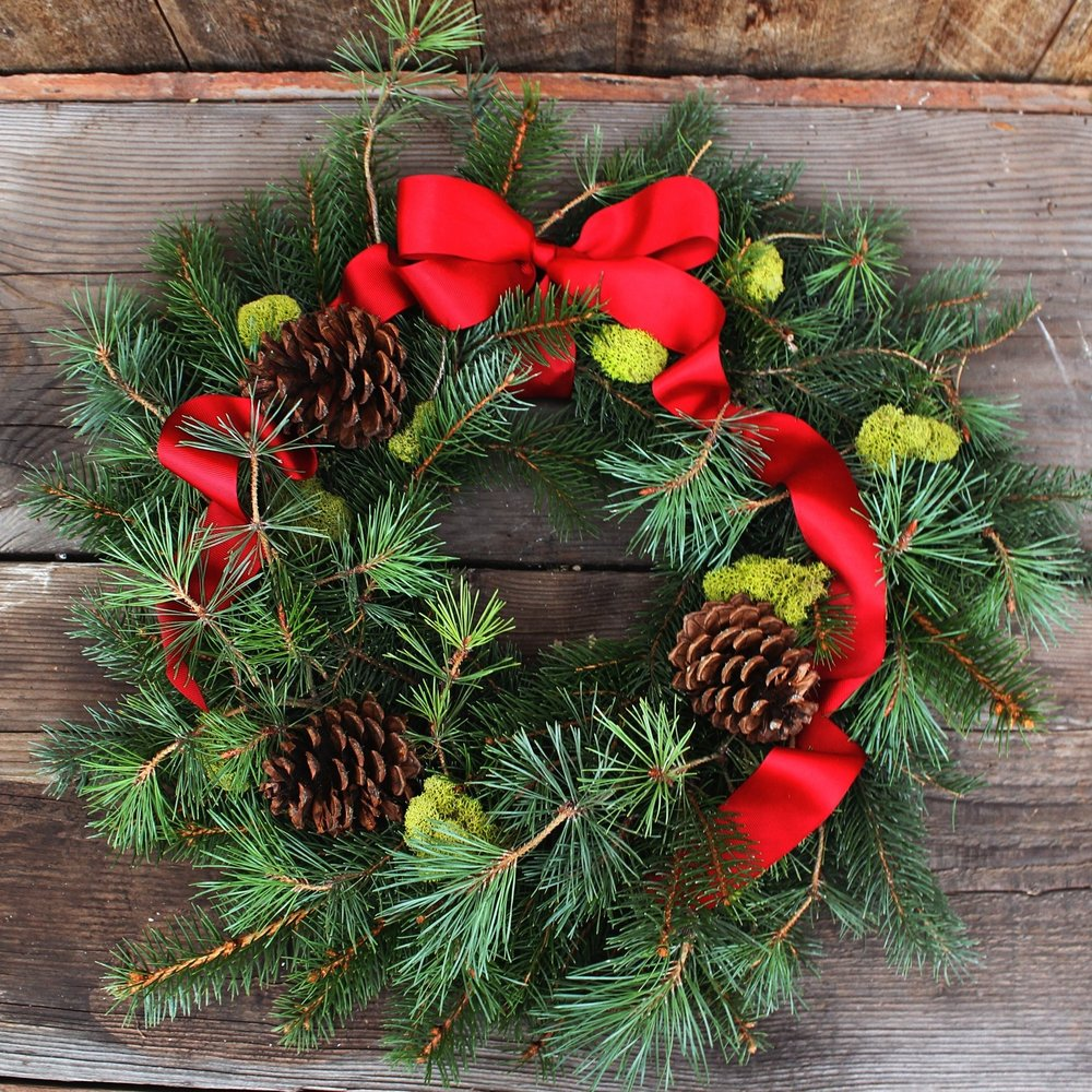 SOLD OUT! Wreath Making Class