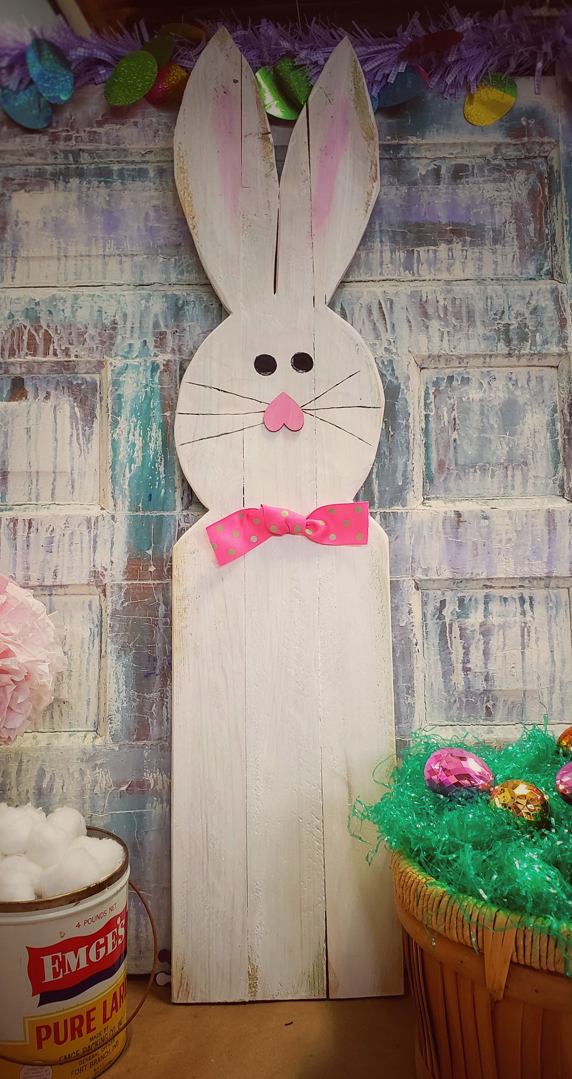 SOLD OUT!!!!  Drab to Fab: Bunny Class!