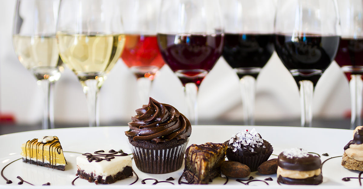 SOLD OUT!!!!! Sweet Treats & Wine Pairing!