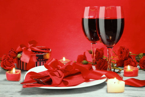 SOLD OUT! Valentine's Gourmet Sweetheart Dinner.