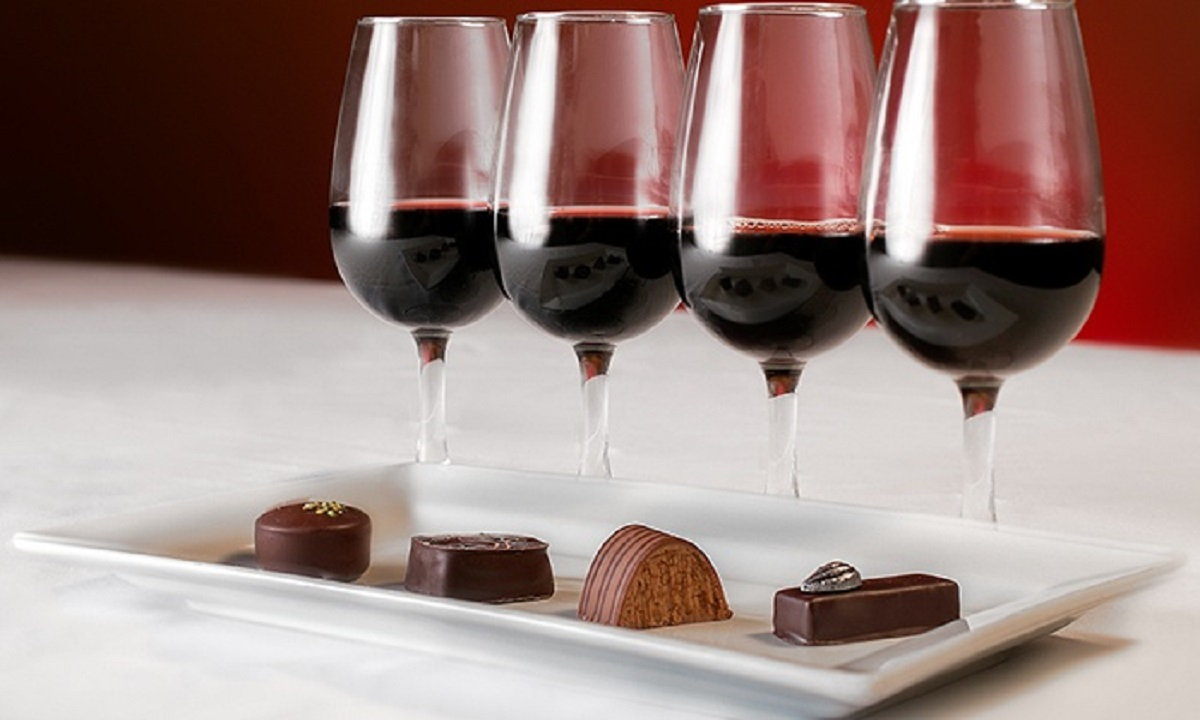 SOLD OUT! Valentine Italian Dinner with Wine & Chocolate Pairing!