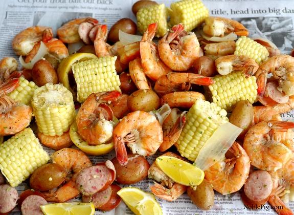 Shrimp & Crab Boil!